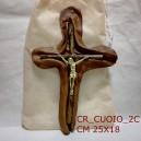 Croce in Vero Cuoio